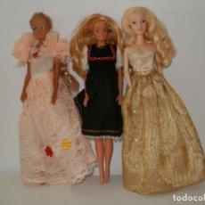 Barbie y Ken: LOTE DE MUÑECAS BARBIE Y SIMILAR. Lote 202756541