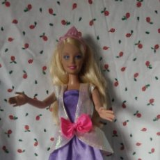 Barbie y Ken: ROPA BARBIE VESTIDO PRINCESA ETIQUETA GENUINE. Lote 203409992