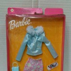 Barbie y Ken: BARBIE FASHION AVENUE. NUEVO EN CAJA. MATTEL. CONJUNTO REF 25701. 2001.. Lote 203730368