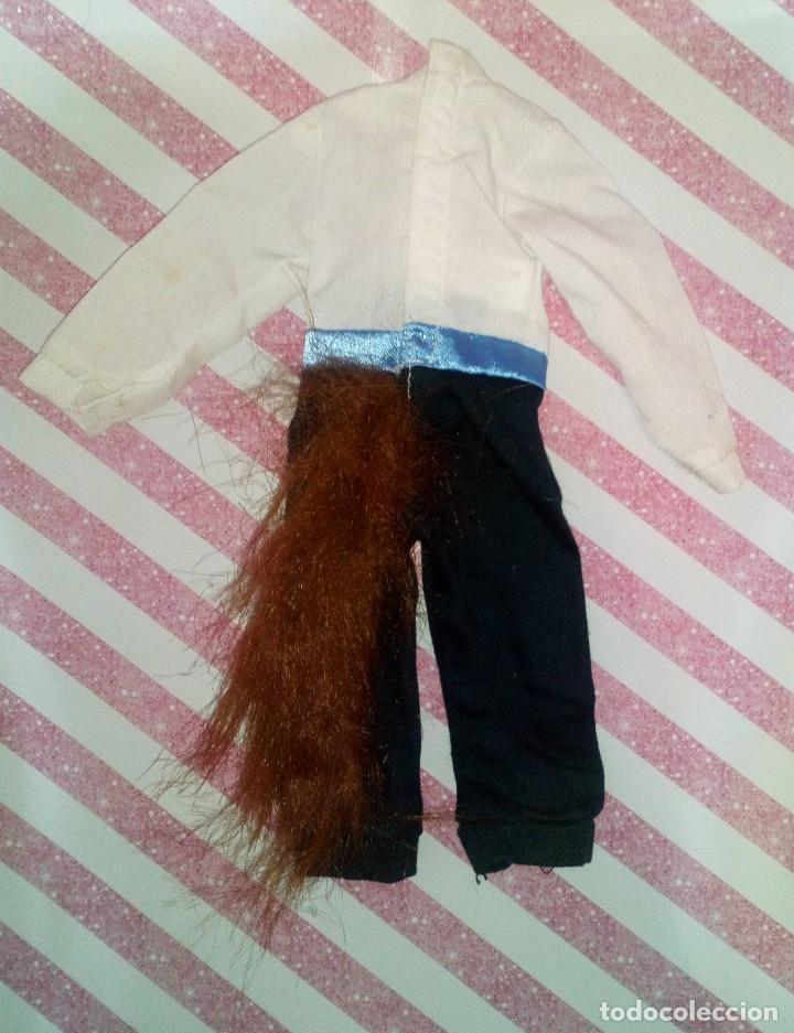 Barbie y Ken: PRECIOSO TRAJE DE BESTIA DE LA BELLA Y LA BESTIA - DISNEY STORE - Foto 2 - 204230516