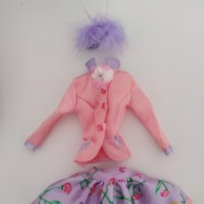 Barbie y Ken: CONJUNTO BARBIE FASHION AVENUE PRET A PORTER. Lote 204252787