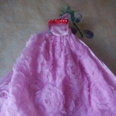 Barbie y Ken: PRECIOSO VESTIDO PARA BARBIE DE FIESTA.. Lote 205580003