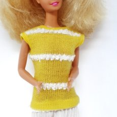 Barbie y Ken: VESTIDO FASHION FINDS DE BARBIE 1988. Lote 205824626