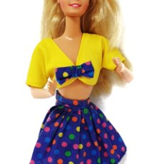 Barbie y Ken: VESTIDO EASY LIVING FASHIONS DE BARBIE 90S. Lote 205825143