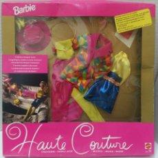 Barbie y Ken: BARBIE HAUTE COUTURE. VESTIDO. NUEVO EN CAJA. MATTEL. REF 3846. 1992. CONJUNTO ALTA COSTURA.COLGANTE. Lote 205825920