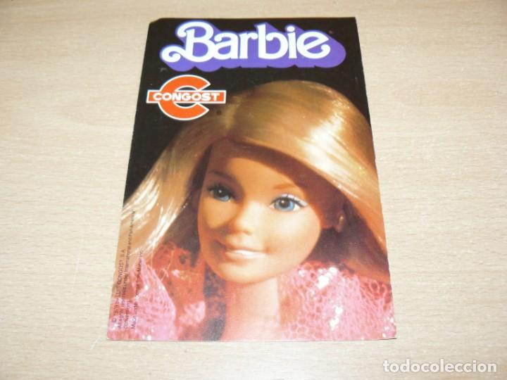 Barbie y Ken: 16- Catalogo Folleto Muñeca BARBIE de CONGOST + otros JUGUETES Luis Congost año 1979 Made in Spain - Foto 1 - 205859908
