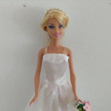 Barbie y Ken: BARBIE NOVIA DE JUNIO. Lote 206140461