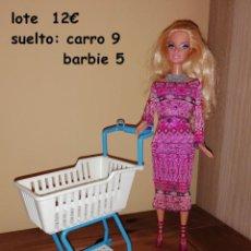 Barbie y Ken: LOTE BARBIE 2. Lote 206294188