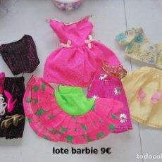 Barbie y Ken: LOTE ROPA BARBIE. Lote 206294213