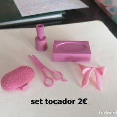 Barbie y Ken: LOTE TOCADOR BARBIE. Lote 206294328
