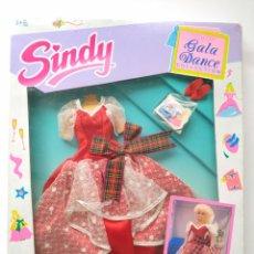Barbie y Ken: SINDY BARBIE GALA DANCE NUEVO EN BLISTER. Lote 206437165