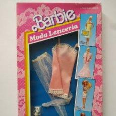 Barbie y Ken: BARBIE MODA LENCERÍA. Lote 206443017
