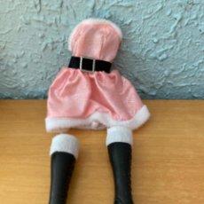 Barbie y Ken: TRAJE MAMÁ NOEL NAVIDAD BARBIE AÑOS 90. Lote 207305547