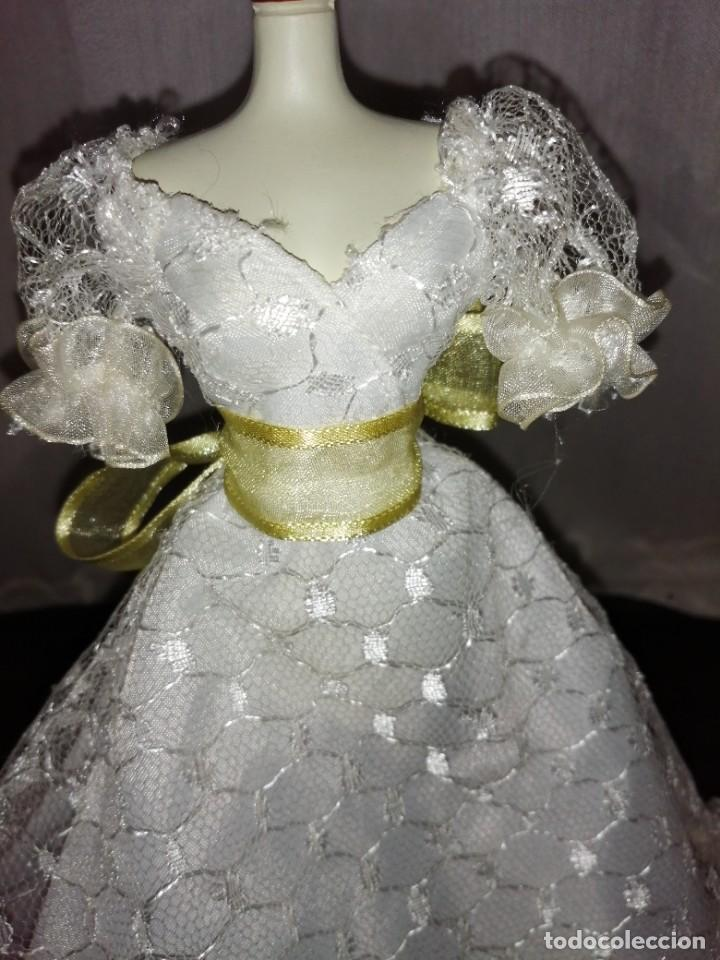 Barbie y Ken: Vestido bella del sur para barbie - Foto 3 - 207662218