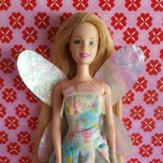 Barbie y Ken: PRECIOSA MUÑECA BARBIE- HADA- MARIPOSA. Lote 207996931