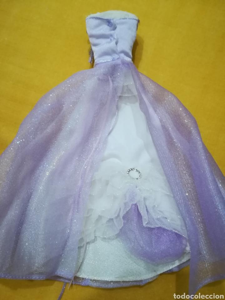 """Barbie y Ken: Vestido para Barbie """"La magia de Pegaso"""" - Foto 2 - 162803746"""