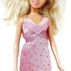 Barbie y Ken: VESTIDO DE BARBIE FASHION FEVER L9534. Lote 210697001