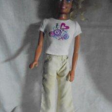 Barbie y Ken: CONJUNTO BARBIE ? MUÑECA NO INCLUIDA. Lote 210750494