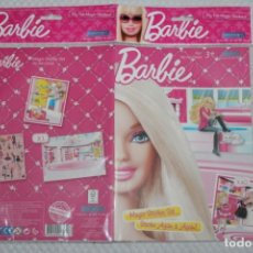 Barbie y Ken: STICKERS MY FAB MAGIC BARBIE NUEVO EN BLISTER. Lote 211422629