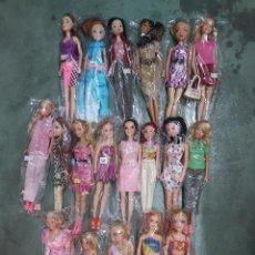 Barbie y Ken: LOTE MUÑECAS BARBIE Y SIMILARES. Lote 211464980