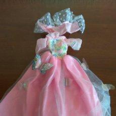 Barbie y Ken: VESTIDO LARGO PARA LA MUÑECA BARBIE. Lote 211514107