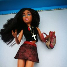 Barbie y Ken: BARBIE FLAVA TIKA MORENA MATTEL 2003. Lote 211577389
