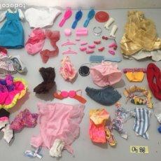 Barbie y Ken: LOTE DE BARBIE ANTIGUO. Lote 214127398