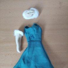 Barbie y Ken: ANTIGUO VESTIDO MUÑECA BARBIE ALREDEDOR DEL MUNDO RUSIA AÑOS 90 MATTEL. Lote 214271537
