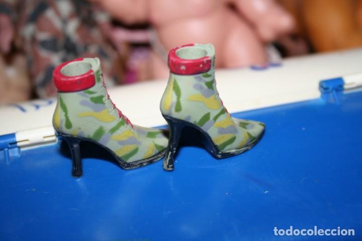 Barbie y Ken: zapatos muñeca muñeco bratz monster barbie - Foto 2 - 215346497