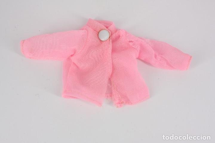 Barbie y Ken: Camisa rosa sin marca válida para Barbie o similar - Foto 3 - 219137827