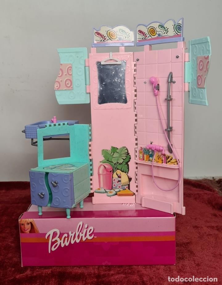 Barbie y Ken: COLECCION DE BARBIE. 6 MUÑECAS Y KENT. INFINIDAD DE ACCESORIOS. MATTEL. AÑOS 90. - Foto 15 - 221074396