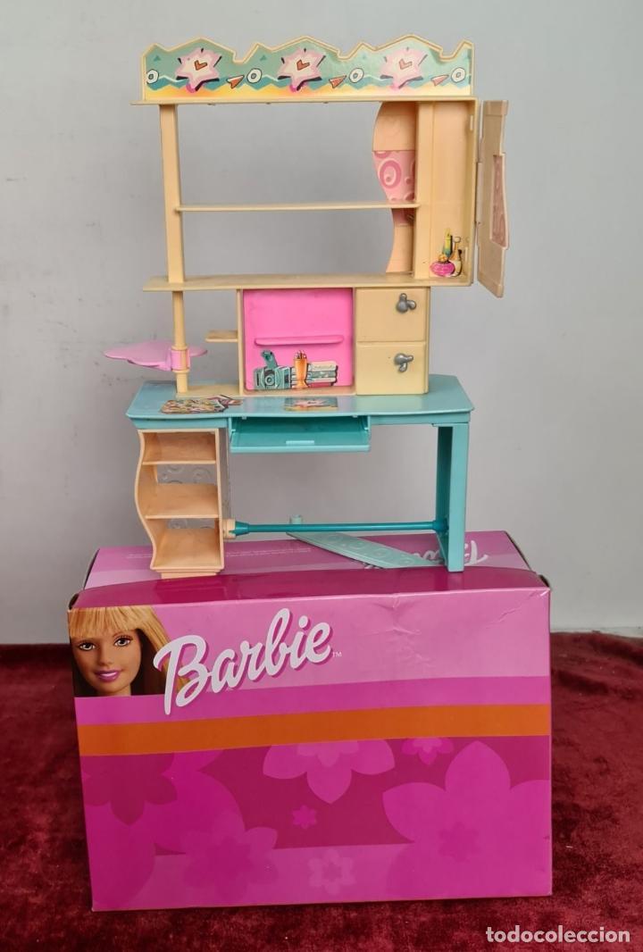 Barbie y Ken: COLECCION DE BARBIE. 6 MUÑECAS Y KENT. INFINIDAD DE ACCESORIOS. MATTEL. AÑOS 90. - Foto 17 - 221074396