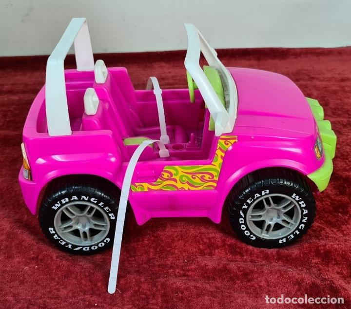 Barbie y Ken: COLECCION DE BARBIE. 6 MUÑECAS Y KENT. INFINIDAD DE ACCESORIOS. MATTEL. AÑOS 90. - Foto 19 - 221074396