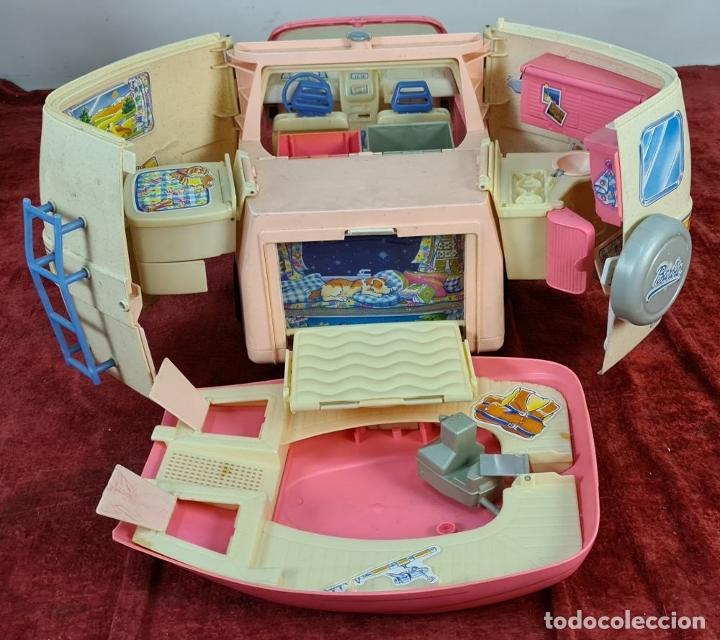 Barbie y Ken: COLECCION DE BARBIE. 6 MUÑECAS Y KENT. INFINIDAD DE ACCESORIOS. MATTEL. AÑOS 90. - Foto 22 - 221074396