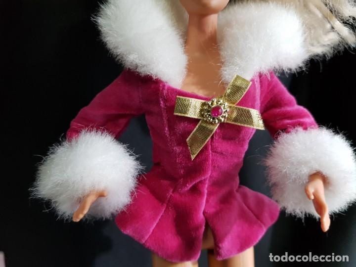 CHAQUETA BARBIE WINTER RHAPSODY (Juguetes - Muñeca Extranjera Moderna - Barbie y Ken - Vestidos y Accesorios)