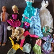 Barbie y Ken: LOTE MUÑECA TIPO BARBIE KEN. Lote 222046252