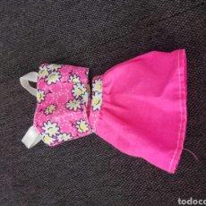 Barbie y Ken: VESTIDO MUÑECA MANIQUÍ BARBIE SINDY NANCY MODEL. Lote 222048983