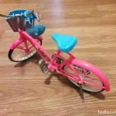Barbie y Ken: BICICLETA BARBIE. Lote 222158980