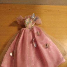 Barbie y Ken: ANTIGUO VESTIDO MUÑECA BARBIE MARIPOSAS MAGICAS BUTTERFLY PRINCESS 1995 MATTEL. Lote 222224747