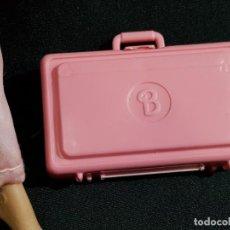 Barbie y Ken: MALETA EQUIPAJE BARBIE 1993. Lote 222512666