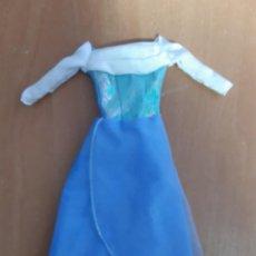 Barbie et Ken: VESTIDO BARBIE CAMPESINA LAGO DE LOS CISNES. Lote 222611570