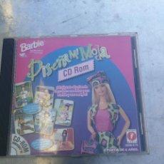 Barbie y Ken: BARBIE DISEÑA MI MODA - CD-ROM 1997. Lote 222853172