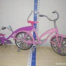 Barbie et Ken: BICICLETA BARBIE HERMANAS CAMPING FUN BICICLETA CICLO. Lote 223808777