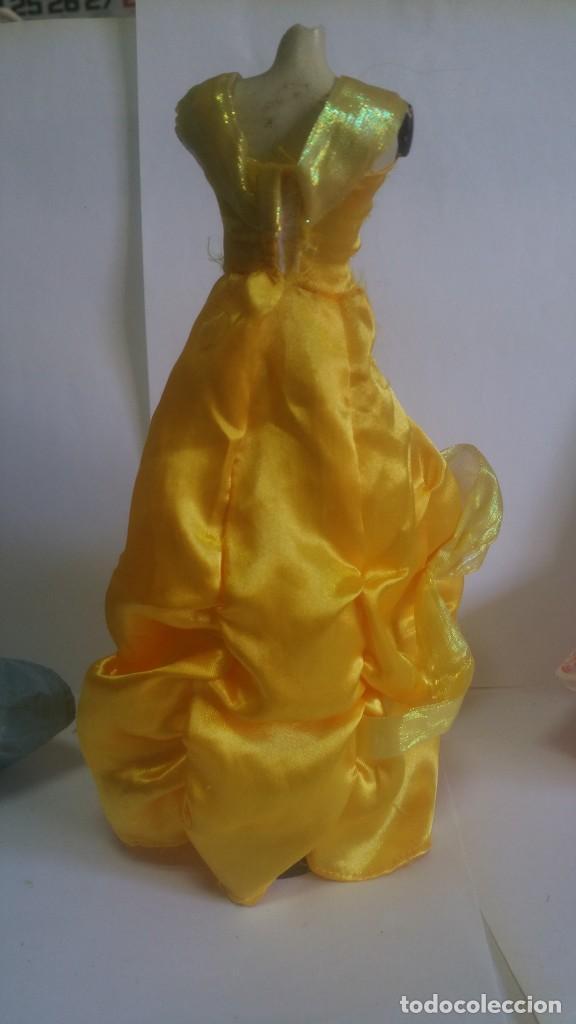 Barbie y Ken: CUATRO PRENDAS DE FIESTA PARA BARBIE O SIMILAR / DOS FULAR DE REGALO. - Foto 8 - 226002305