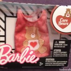 Barbie e Ken: BLISTER ORIGINAL ROPA MUÑECA BARBIE NUEVO, PRECINTADO. OSOS AMOROSOS, CAMISETA. Lote 228383875