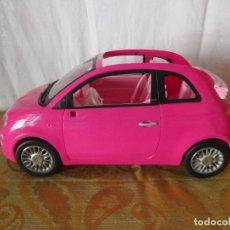 Barbie y Ken: COCHE FIAT DE BARBIE DE MATTEL, 2012. Lote 228488435
