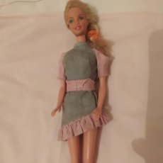 Barbie y Ken: ANTIGUO VESTIDO BARBIE CONGOST MODA JEANS,MATTEL. Lote 228828555