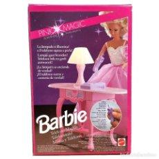 Barbie y Ken: BARBIE PINK MAGIC TELÉFONO MÁGICO MATTEL. Lote 230082320