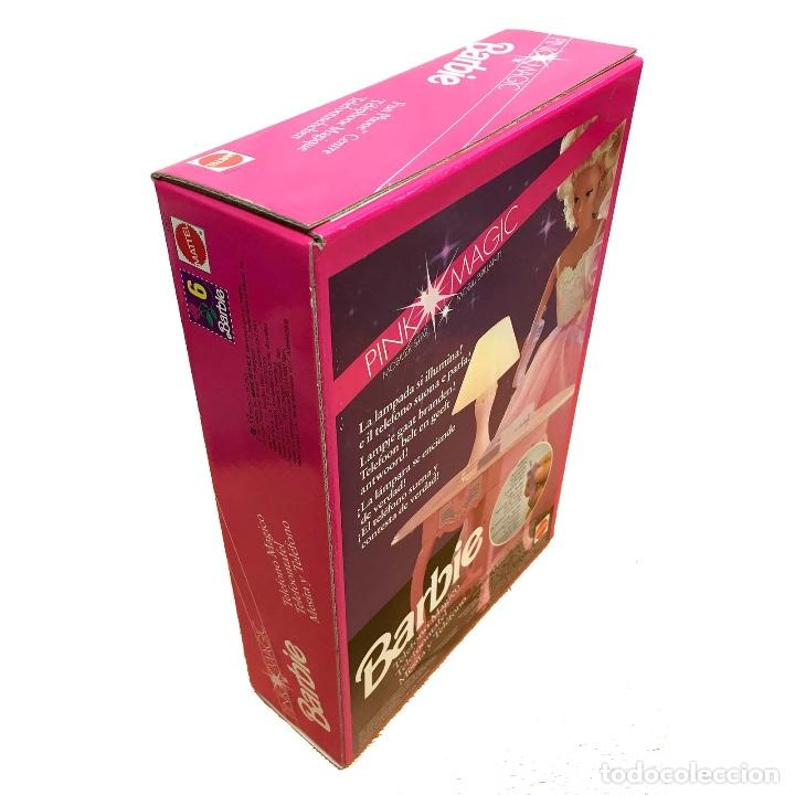 Barbie y Ken: Barbie Pink Magic Teléfono Mágico Mattel - Foto 2 - 230082320