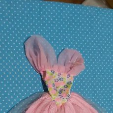 Barbie y Ken: BARBIE MARIPOSA VESTIDO. Lote 234527215